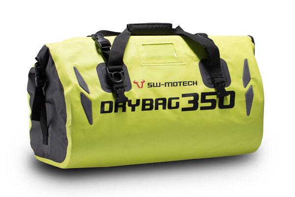 Sacoche de selle Drybag 350 35 l. Jaune fluo sécurité. Étanche.