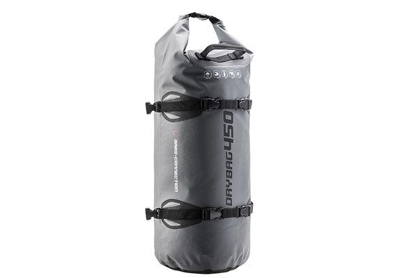 Borsa posteriore Drybag 450 45 l. Grigio/nero. Impermeabile.