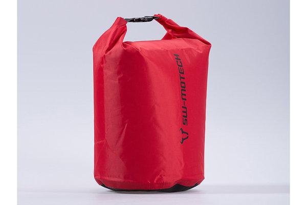 Drypack Packsack 13 l. Rot. Wasserdicht.