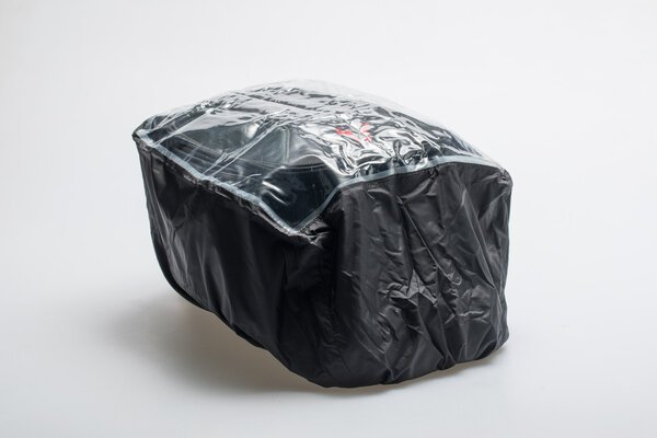 Rain cover For EVO City tank bag.