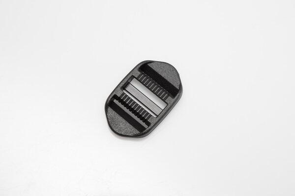 Doppelklemmschnalle für LG Satteltaschenhalter SLS Als Ersatz.