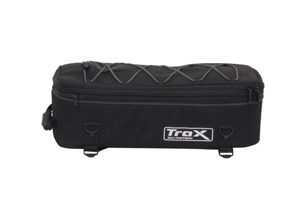 TRAX ION M/L expansion bag For TRAX ION side cases. 8-14 l. Water-resistant.
