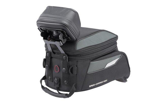 Soporte GPS para bolsa de depósito EVO Negro. Bolsa depósito EVO (excep Micro)