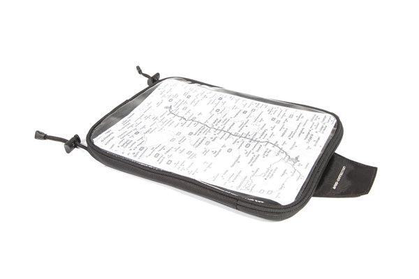 Map holder for tank bag 30x21 cm. Not for EVO Micro, Enduro LT.
