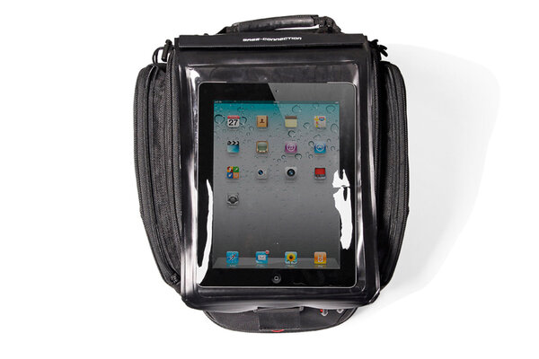 Funda impermeable Drybag para tablet Negro. Material: TPU.