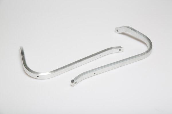 Kit de fijación de protectores de manos Para motos Trail y Enduro manillares estrechos