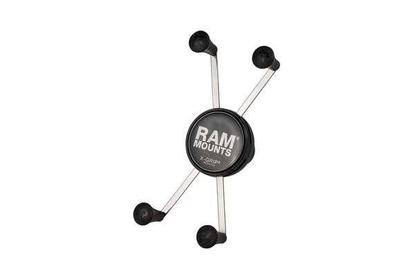 RAM X-Grip IV Klemme für große Smartphones Inkl. Kugel für RAM Arm. Gerätebreite 4,4-11,4 cm.