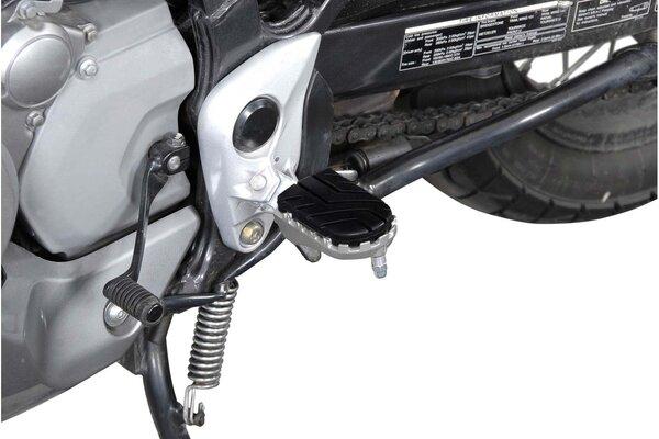 ION Fußrasten-Kit Honda XL650V (00-06) / XL700V (07-12).