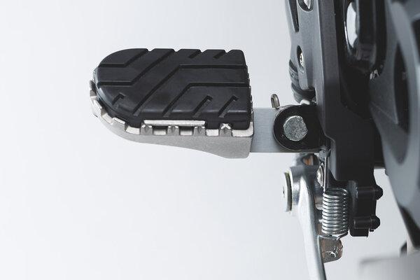ION footrest kit Husqvarna Nuda 900 / Aprilia SMV 750 Dors.