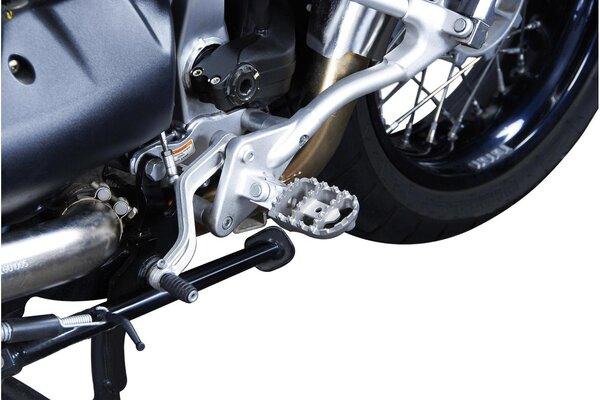 Kit pedane regolabili ION KTM/Honda/Kawasaki/Morini/Guzzi/Suzuki/BMW.