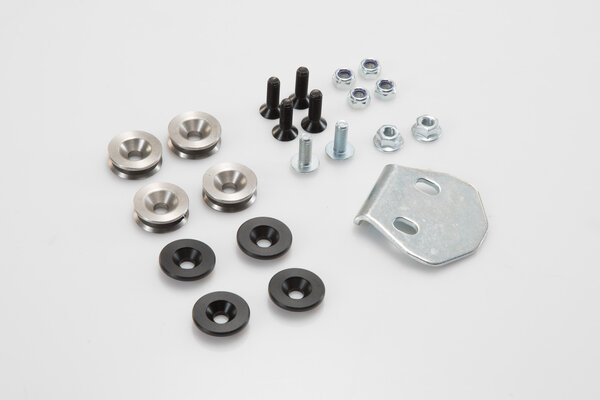 Adapter kit for ADVENTURE-RACK Black. For TRAX ADV/ION/EVO.