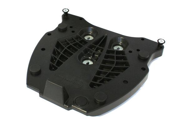 Adapterplatte für ALU-RACK Gepäckträger Für Shad, nicht SH29/SH39/SH48/SH50/SH58X. Schwarz