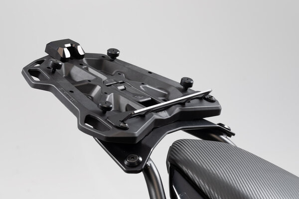 Adapter plate for STREET-RACK For Shad 2. Black.