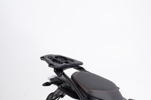 Anillo de depósito EVO para STREET-RACK Para bolsa de depósito EVO. Negro. Con adaptador.