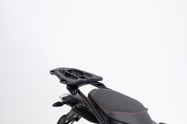 EVO Tank ring for STREET-RACK For EVO tank bag. Black. With adapter plate.