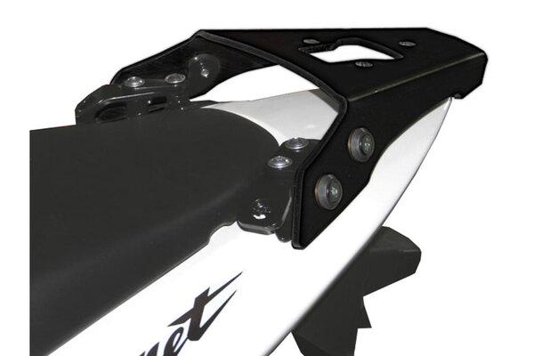 ALU-RACK Negro. Honda CB600F (98-06) / CB600S (99-06).
