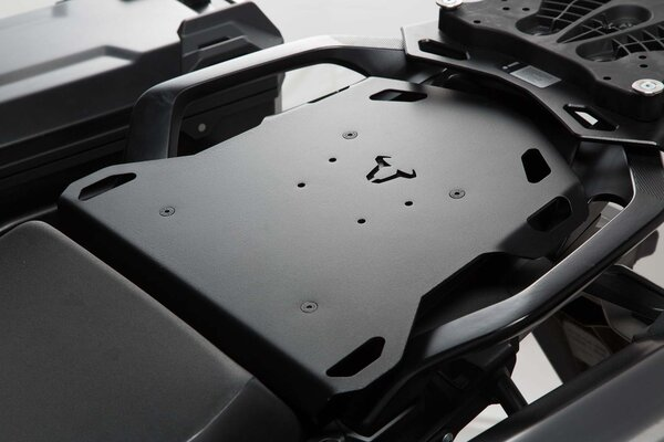 SEAT-RACK Gepäckträger für Soziussitz Schwarz. Honda CRF 1000 L Africa Twin (15-17).