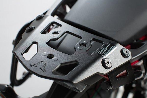 ALU-RACK Negro. Honda NC 750X / NC 750 S (16-).