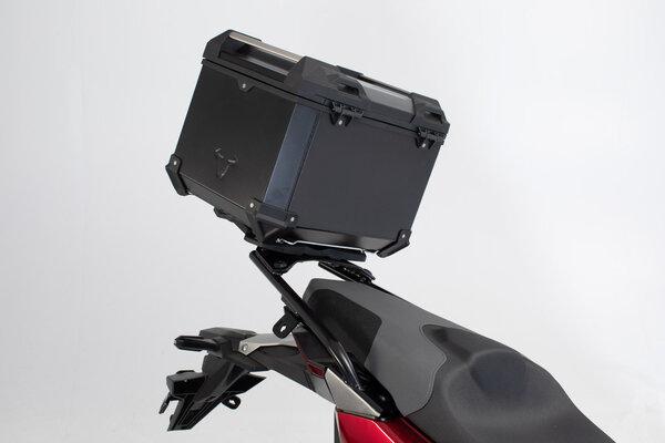 TRAX ADV Topcase-System Schwarz. Honda X-ADV (16-).