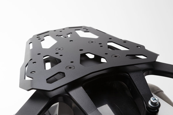 STEEL-RACK Black. Husqvarna TR650 Terra / Strada (12-15).