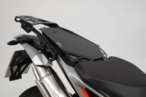 Portabagagli per sellino posteriore SEAT-RACK Nero. KTM 790 Duke (18-).