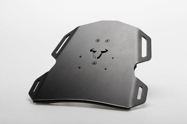 Portabagagli per sellino posteriore SEAT-RACK Nero. KTM 1190 Adventure (13-)/1290 SAdv (16-).