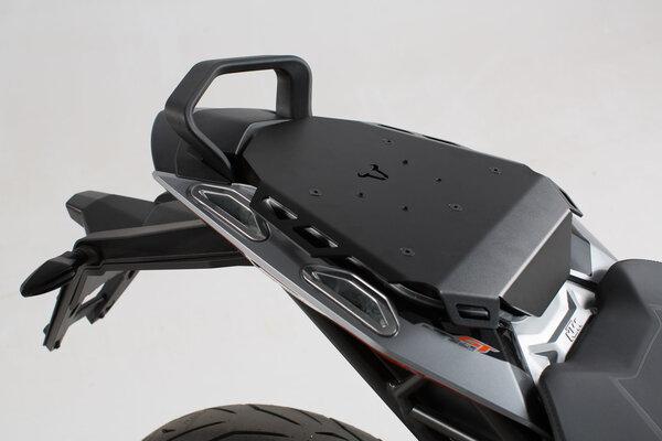 Portabagagli per sellino posteriore SEAT-RACK Nero. KTM 1290 Super Duke GT (16-).