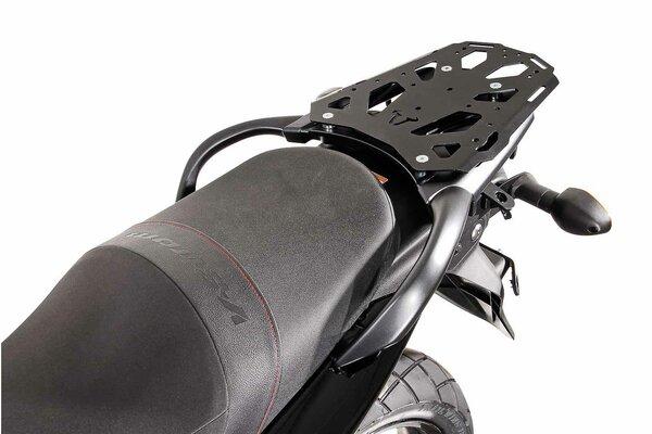 STEEL-RACK Negro. Suzuki DL650 / V-Strom 650 XT (11-16).