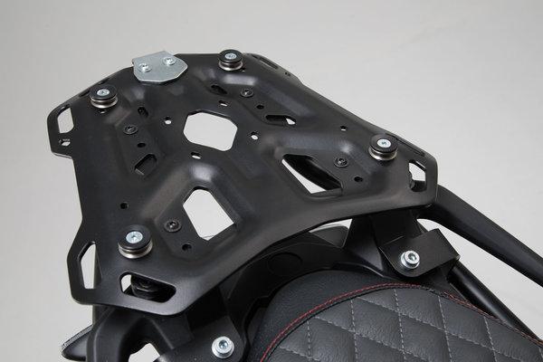 Porte-bagages ADVENTURE-RACK Noir. BMW S1000 XR (15-).