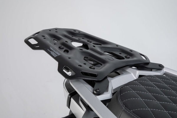 Portaequipaje ADVENTURE-RACK Negro. BMW R1200GS (12-), R1250GS (18-).
