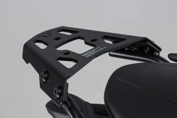 ALU-RACK Negro. Ducati Monster 821 / 1200 (14-17).
