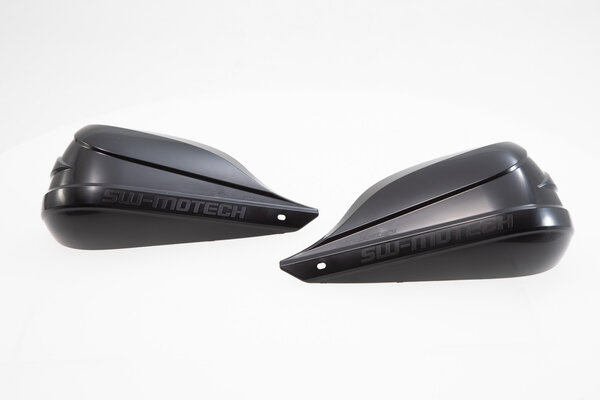 BBSTORM Handguard-Shells Black. Sold as pair. Without mounting kit.