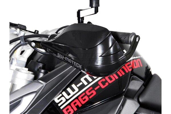 BBSTORM Handprotektoren-Kit Schwarz. Triumph Tiger 800/1200.