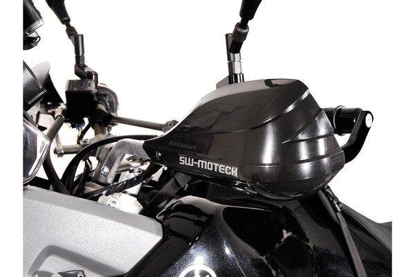 Kit de protectores de manos BBSTORM Negro. Para modelos específicos.