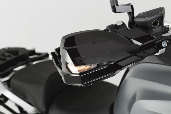 KOBRA Handguard Kit Black. BMW R1200, R1250, S1000XR, F750, F850.