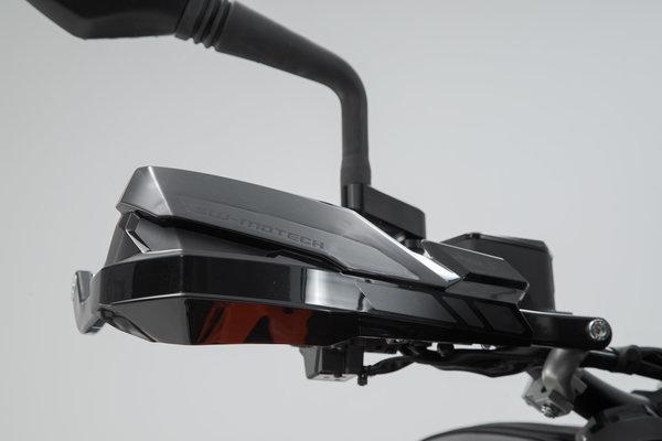 KOBRA Handprotektoren-Kit Schwarz. KTM 790 Adventure / R (19-).