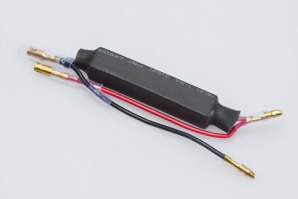 Kit de résistances Pour 10/20 watt. 15 Ohm. Universel.