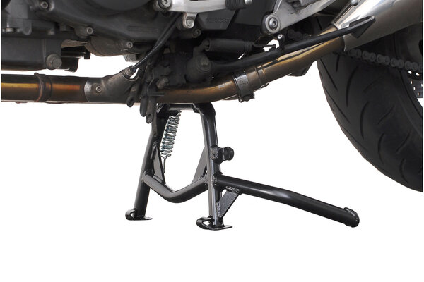 Hauptständer Schwarz. Yamaha TDM 900 (01-09).