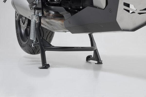 Béquille centrale Noir. Yamaha MT-07(13-)/Tracer/MotoCage(15-).