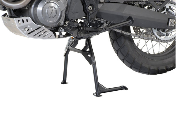Centerstand Black. Yamaha XT 660 Z Tenere without ABS (07-12).