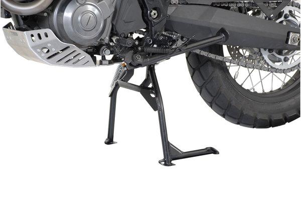 Hauptständer Schwarz. Yamaha XT 660 Z Tenere ohne ABS (07-12).
