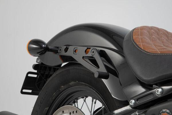 SLH Seitenträger rechts Harley-Davidson Street Bob/ Slim/ Standard.