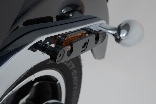 SLH Seitenträger links Harley-David. Softail Low Rider/ S (17-). Für LH2.