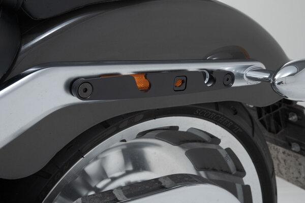 SLH side carrier left Harley-Davidson Softail Fat Boy / S (17-).