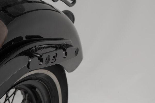 Support latéral SLH gauche Harley-Davidson Softail Slim (12-17).