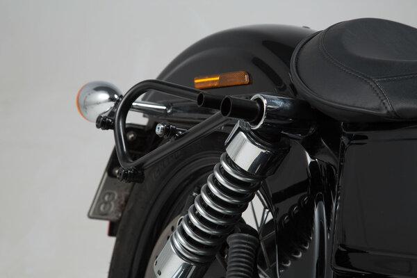SLC Seitenträger rechts Harley Dyna Modelle (09-).