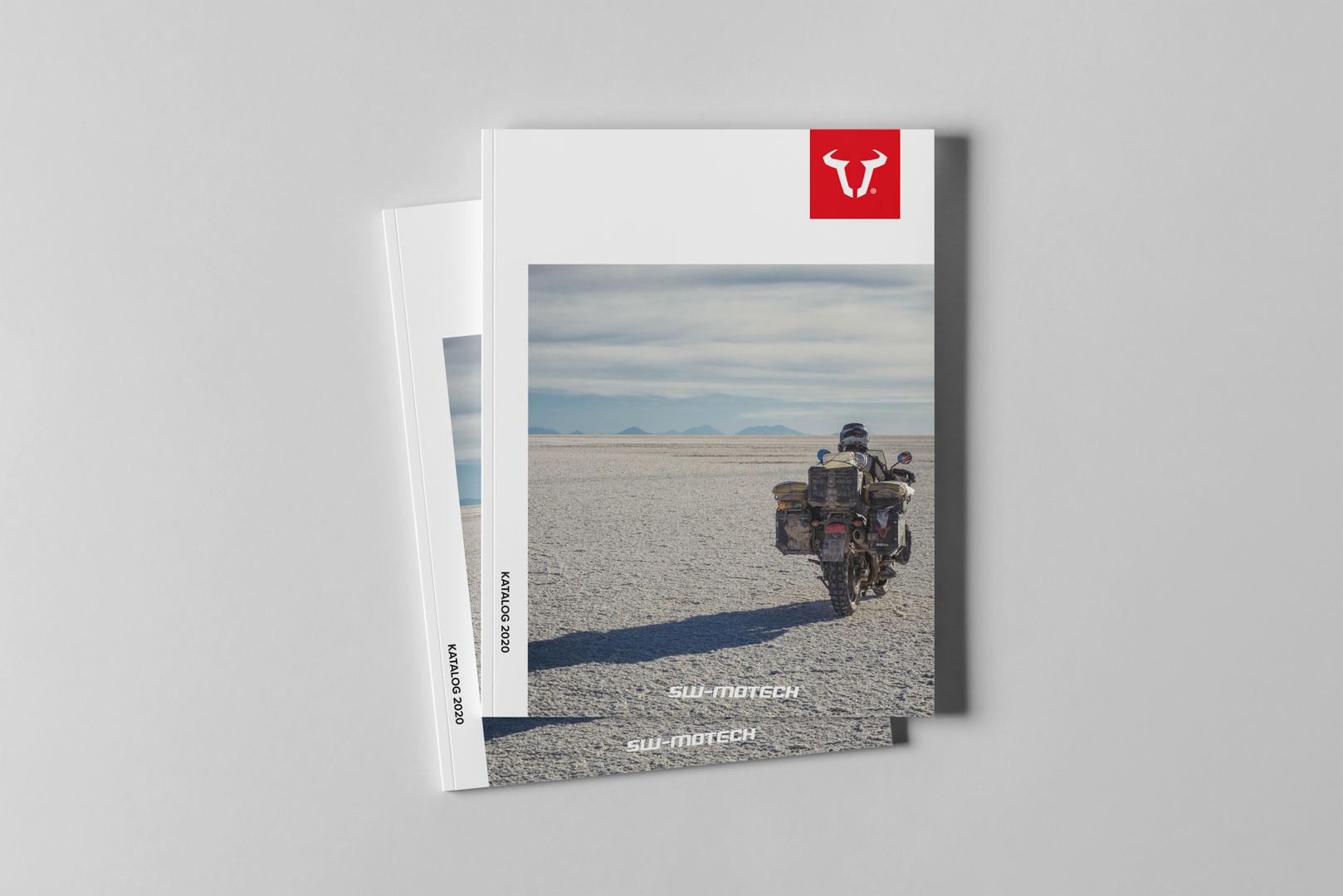 Catálogo SW-MOTECH 2020 Edición en italiano.
