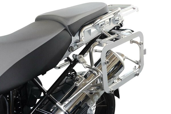 Adapter kit for orig. R1200GS Adv. carrier 2 pcs. For TRAX ADV/EVO cases.