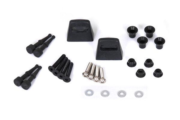 Adapter kit for EVO carrier 2 pcs. For Givi/Kappa Monokey cases.