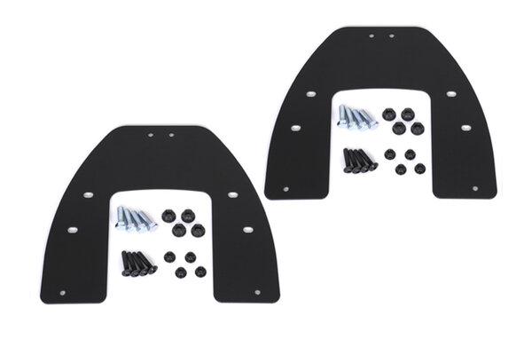 Adapterkit für EVO Kofferträger Für Krauser mit K-Wing. Montage von 2 Koffern.
